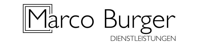 Marco Burger Dienstleistungen